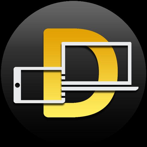 Deskreen 将电脑屏幕投屏到iPad/手机/平板/笔记本的免费开源投屏神器